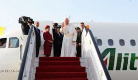 Pope Francis Spreads Message of Unity in Historic Visit to Egypt