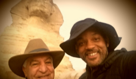The Magic of Egypt: A Conversation with Dr. Zahi Hawass
