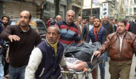 Statement from the Government of Egypt on the Palm Sunday Attacks