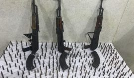 Security forces detain 4 terrorists, kill others plotting attack against Copts