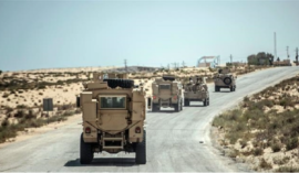 Armed forces kill 14 militants in Sinai, amid ongoing operational surge