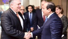What The U.S Department of State Fact Sheet Says About the Egypt-U.S Relationship