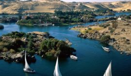 Upper Egypt's Aswan Awarded UNESCO Learning City Award for Enhancing Its Education System
