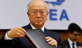 Egypt candidate to host 2021 Nuclear Energy Conference: IAEA chief