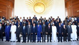 Egypt Chairs African Union, First since its establishment
