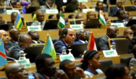 Egypt's el-Sissi Elected New Chairman of African Union: US Congratulates Egypt